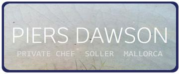 Piers Dawson Chef Soller