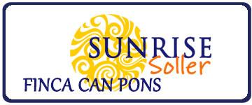 Sunrise Soller Finca C'an Pons