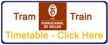 Soller Tram and Train Times