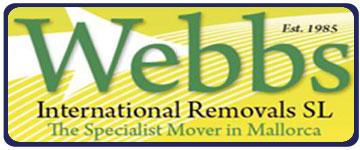 Webbs International Removals