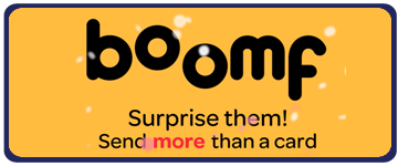 Boomf cards and Gifts